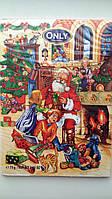 Адвент календарь шоколадный Onli Австрия 75г