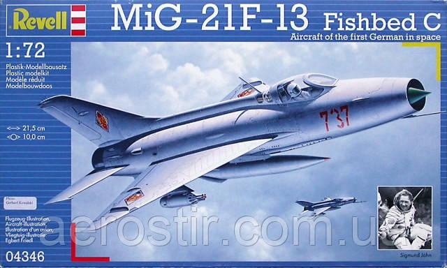 MiG-21F-13 Fishbed C 1/72 REVELL 04346