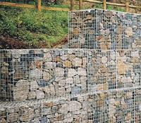 Подпорные стенки. Современные конструкции подпорных стенок