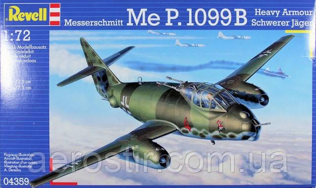 Messerschmitt P 1099 B/I 1/72 REVELL 04359