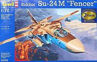 Sukhoi Su-24M 'Fencer' 1/72 REVELL 04399
