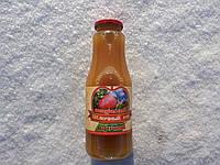 Натуральный яблочный сок 1 л