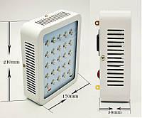 LED фитопанель для растений 75W(25x3W)