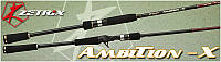 Кастинговое удилище Zetrix Ambition -X AXC-702M (210 cm, 7-28 g)