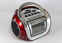 Многофункциональный радиоприемник бумбокс с караоке Golon RX-656QI