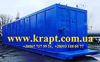 Резервуар для хранения  нефтепродуктов ГСМ 70 м.куб.