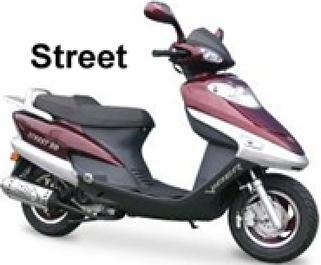 Запчасти для скутеров STREET (Viper)