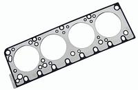 Прокладка головки блока  K15, K21, K25 металл на погрузчик NISSAN, MITSUBISHI