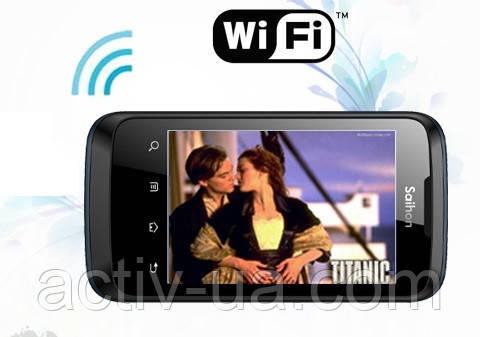 Мобильный телефон android Saihon I901 на 2сим ( GSM / CDMA ) полностью на английском языке!!!