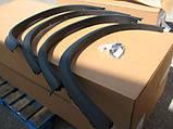 Расширители колесных арок на BMW X5 E70 , фото 4