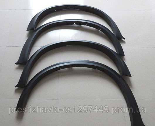 Расширители колесных арок на BMW X5 E70