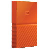 "HDD ext 2.5"" USB 3.0TB WD My Passport Orange (WDBYFT0030BOR-WESN)"