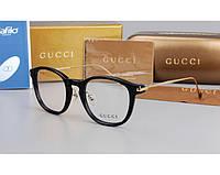 Женская оправа Gucci 1093 black