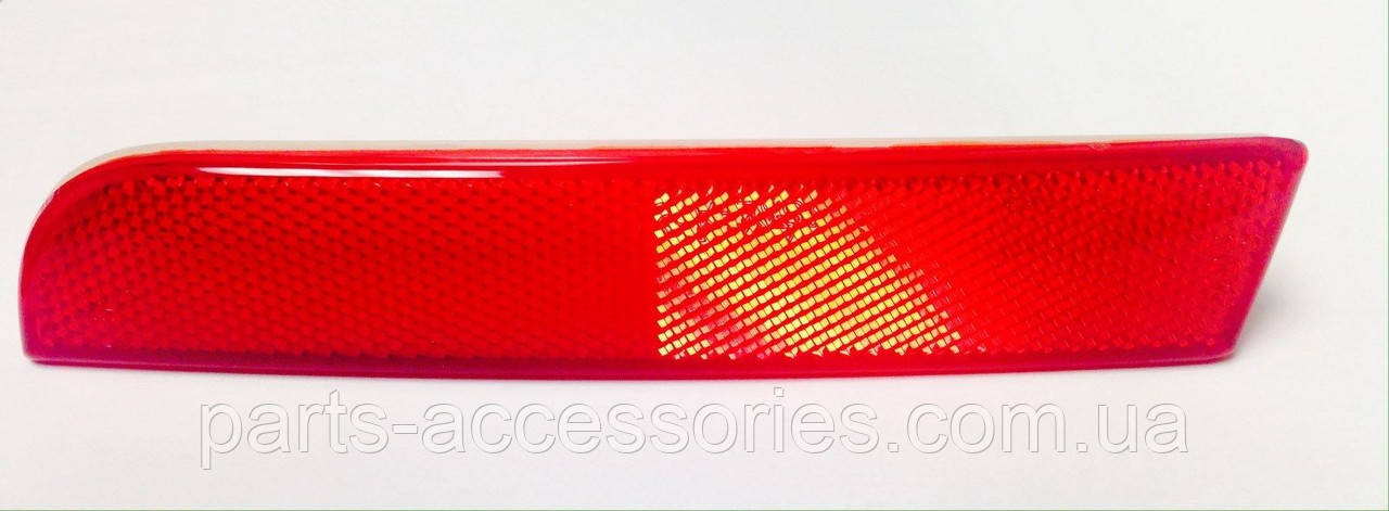 Mitsubishi Outlander Sport 2011-13 левый катафот отражатель в задний бампер Новый Оригинал
