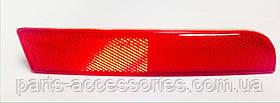 Mitsubishi Outlander Sport 2011-2013 правый пассажирский катафот отражатель заднего бампера Новый Оригинальный