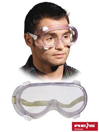 Противоосколочные очки GOG-AIR T, фото 2