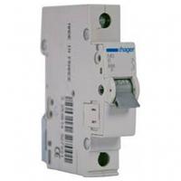 Автоматический выключатель Hager MB113A 13A 6 кА 1 полюс тип B