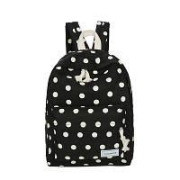 Рюкзак для школы в горошек, фото 1