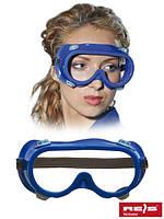 Противоосколочные очки GOG-AIR-BLUE TN