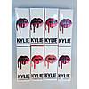 Матовая помада KYLIE + мягкий карандаш выкуп 12 разных цветов