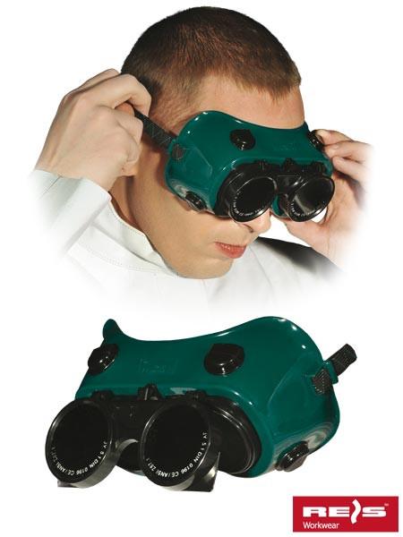 Сварочные очки GOG-CIRCLE ZB