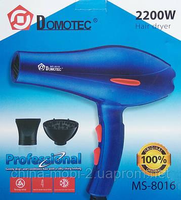 Фен для волос Domotec MS-8016, фото 2