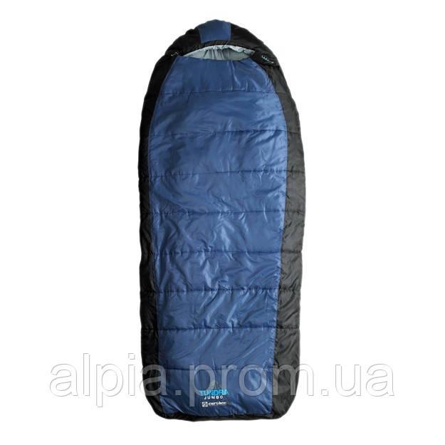Спальный мешок Caribee Tundra Jumbo/-10°C Steel Blue (Left)