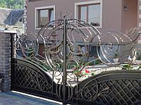 Ворота кованые Маргарита, Маргарита плюс