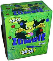 Зомби жеват. карамель