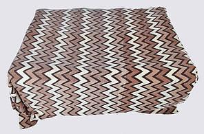 Покривало двох спальне з коротким ворсом 1.70×2.10