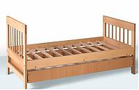 Кровать с ящиком 1400*700 Крыхитка бук