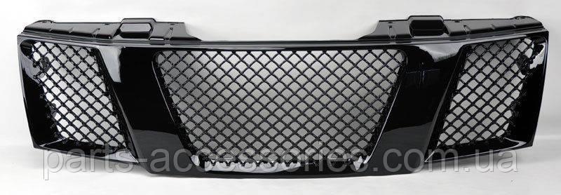 Nissan Armada 2004-2007 черная глянцевая решетка радиатора Новая