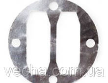 Прокладка на компрессор (алюминиевая), между центрами 48*48 мм