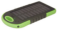 Портативное зарядное устройство Power Bank Solar Charger 10000 mAh, фото 1
