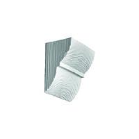 Консоль декоративная из полиуретана «Модерн» ED 017 classic белая 6х9