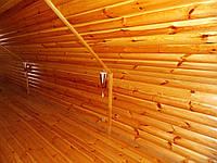 Блок-хаус (Украина) 35*135*4000мм.