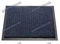 Ковер грязезащитный Стандарт 40х60см. синий