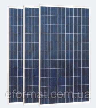 Солнечная панель Perlight Solar 300 Вт, Poly