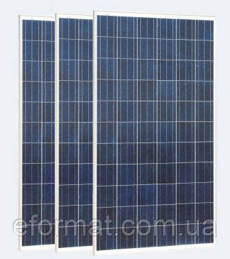Солнечная панель Sharp NDRJ270, 270 Вт, Poly