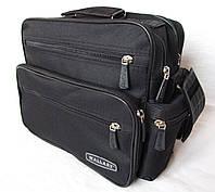 Мужская сумка через плечо Барсетка деловая 29х24х15см