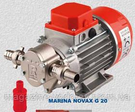 Pompa NOVAX G 20  0,8НP  (пищевой насос)