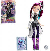Кукла Ever After High Raven Queen из серии Dragon Games.