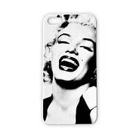 Чехол для iPhone 5/5S Marilyn Monroe - очаровательна улыбка