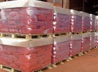 Пигмент красный железоокисный