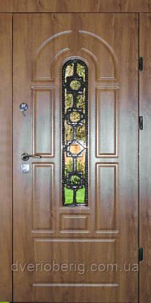 Входная дверь модель П5 124 vinorit-90 КОВКА Л10, фото 2