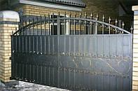 Ворота кованые Полтава, Полтава плюс