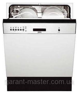 Если посудомоечная машина не сливает воду