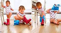 Как научить ребенка одеваться самостоятельно? 4 простых правила от УКРТРИКОТАЖ.
