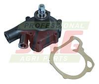Водяной насос двигателя Perkins 6.372 / двойной выход / 6 болтов /  JAG99-0239/2W