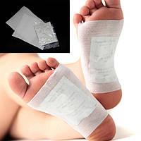 Пластырь на стопы для очищения организма Foot Detox
